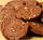 クッキーみたいなお煎餅【チョコっと煎餅】